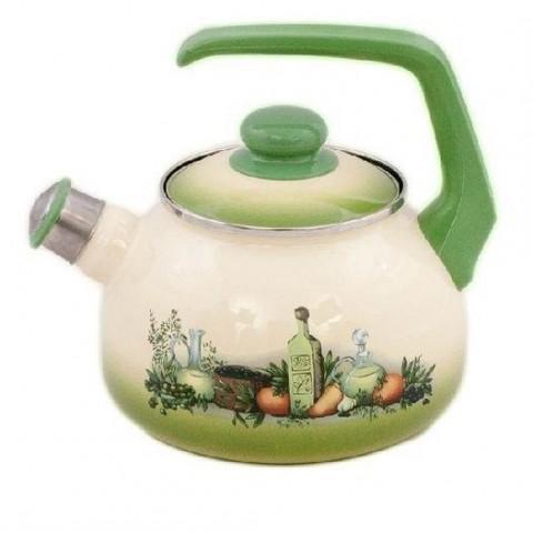 Сербский эмалированный чайник Metrot Тоскана 2,5 л